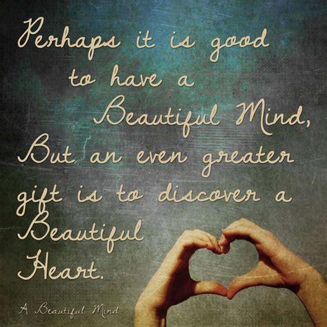 Beautiful Mind Quotes