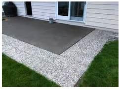 Adding Pavers To Concrete Patio Decorate Cement Patio On Pinterest Paint Cement Cement Patio And Concrete