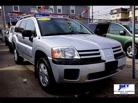 2004 Mitsubishi Endeavor Review by 2004 Mitsubishi Endeavor Ls Awd