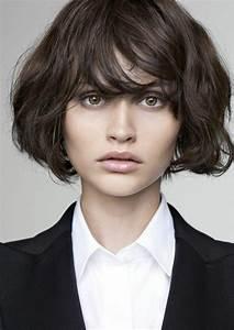 Tendance Couleur Cheveux : couleurs de cheveux courts tendance 2019 coupes de cheveux et coiffures ~ Farleysfitness.com Idées de Décoration