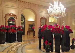 Jeff Leatham Flowers Transform Four Seasons George V in