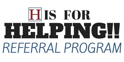 Call anytime 24/7 to make a claim over the phone. H is for HELPING Referral Program! - New Heritage Insurance