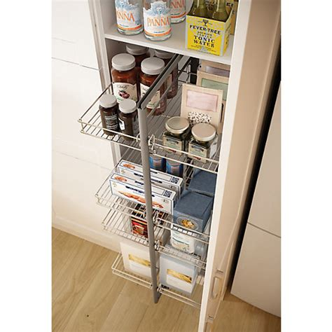 Wickes Larder Pull Out 34 Height  600mm  Wickescouk