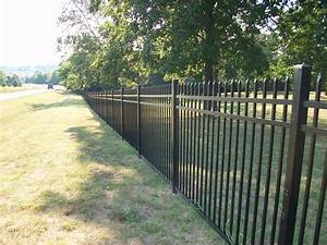 Ornamental Aluminum Fence - W-Bar-Y Fence Co Springfield MO