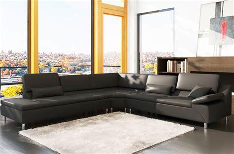 vente privé canapé canape d angle 7 places cuir 28 images canap 233 d