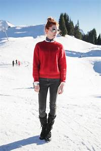 Outfit Ski