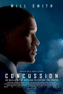Concussion Movie Poster : Teaser Trailer