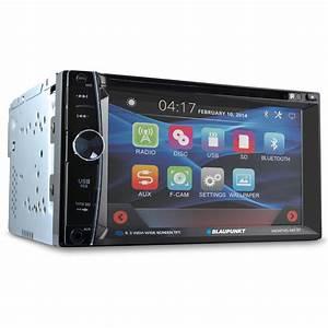 Blaupunkt 6 2 U201d Touchscreen Multimedia Receiver With