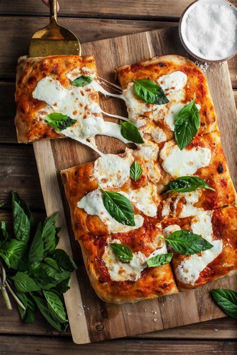 classic grandma pizza pie colavita recipes