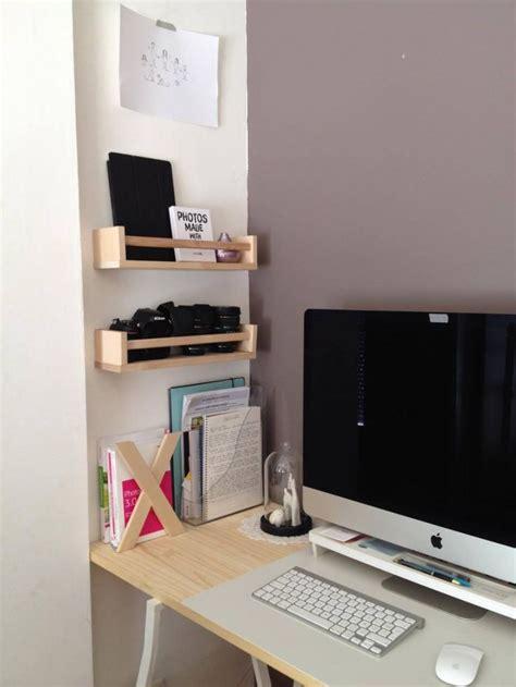 bureau ikea treteaux 1000 idées sur le thème meuble ordinateur sur