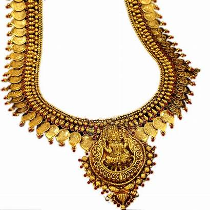 Gold Necklace Jewellery Heavy Transparent Weight Background