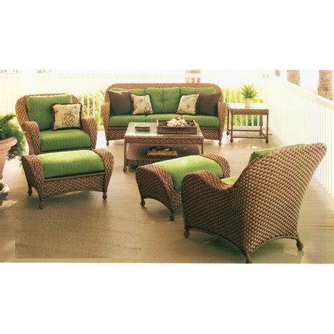 chateau palm cove conversation set replacement cushions