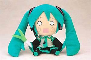 Buy Plush Dolls Nendoroid Plus Plushie Series 02 Miku