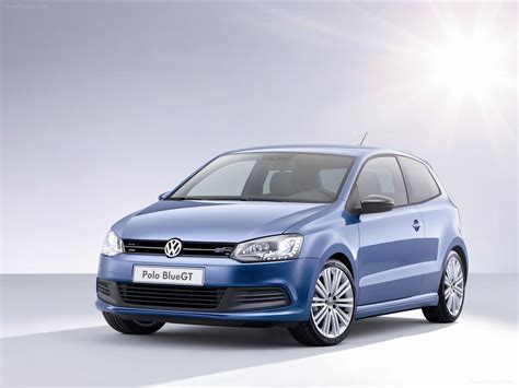 Volkswagen Polo Blue Gt 2018 Exotic Car Picture 01 Of 68