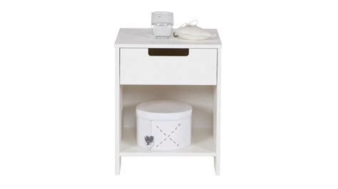 Table De Nuit En Pin by Table De Nuit En Pin Blanc Bross 233 Collection Jade