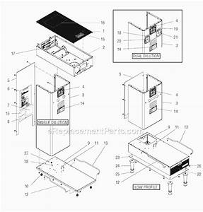 Bunn Itb Parts List And Diagram