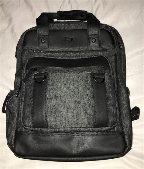 new yorker rucksack new york crosby backpack review the gadgeteer
