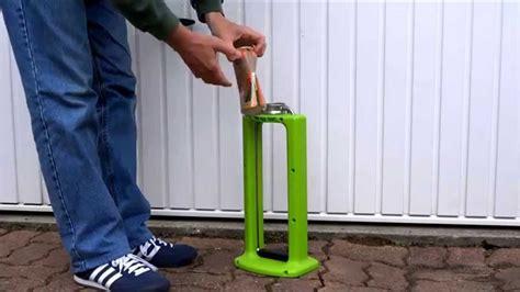 cuisiner une canette comment écraser une canette avec compacto