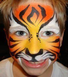 Maquillage Garcon Halloween : 8 meilleures images du tableau maquillage tigre costumes animal face paintings et animal faces ~ Farleysfitness.com Idées de Décoration