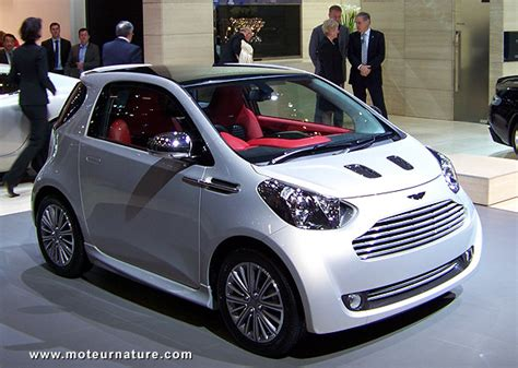 Cygnet, The Small Aston Martin That May Rejuvenate The