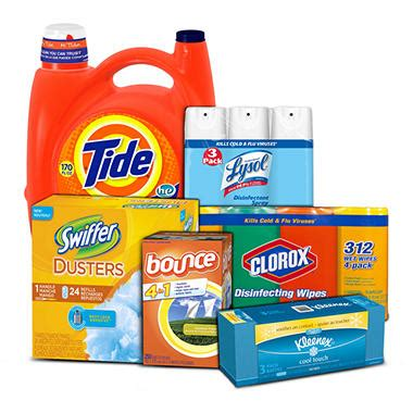 Back to Class Laundry Care / Cleaning Bundle - Sam's Club