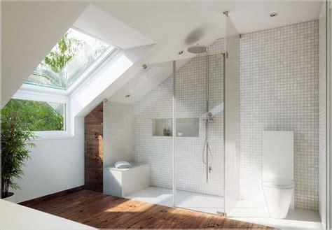 Kleines Bad Ideen Dachschräge bad dachschr 228 ge ideen