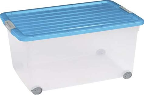 Moving Large Plastic Storage Boxes With Lids And Wheels