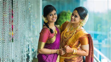 kerala  hindu wedding highlights   meera