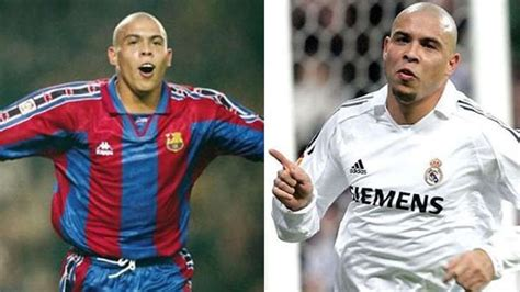 Barcelona vs. Real Madrid EN VIVO: Ronaldo Nazario dio su ...