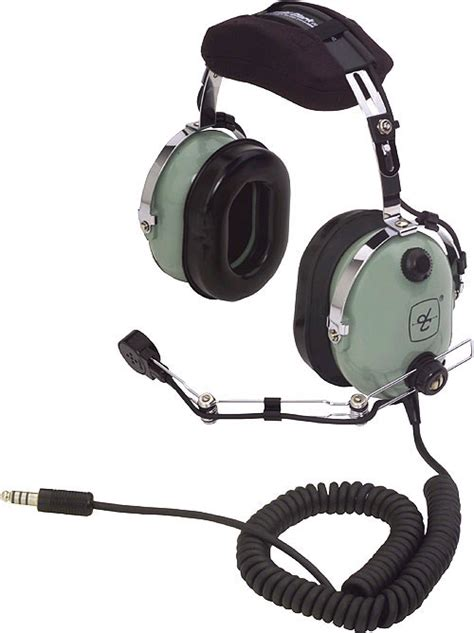 David Clark Helicopter Passive Headset