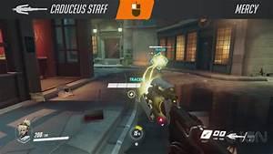 Overwatch Mercy Gameplay Trailer IGN Video