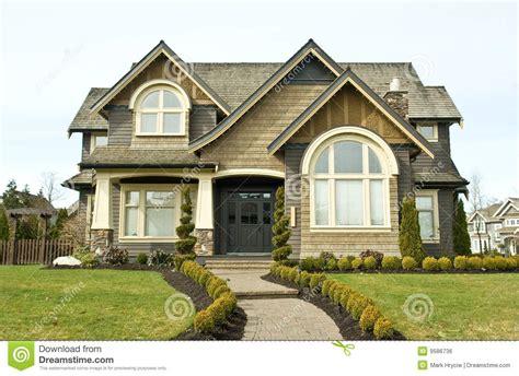 House Exterior Stock Photo Image Of Residence, Windows