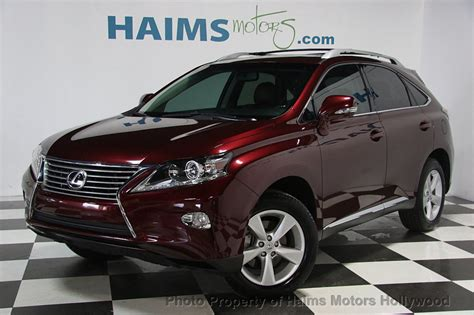lexus rx   haims motors serving fort
