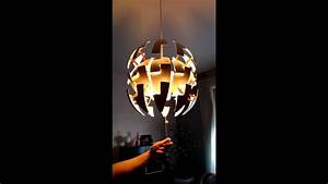 Todesstern Lampe Ikea : todesstern transformers led lampe light ikea youtube ~ A.2002-acura-tl-radio.info Haus und Dekorationen
