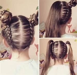 Coiffure Petite Fille Facile : coiffure disco cheveux court coiffure 2019 ~ Dallasstarsshop.com Idées de Décoration