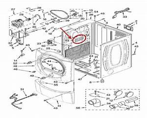 Whirlpool Part  W10110641 Electronic Control Board  Oem
