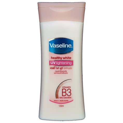 lotion 120ml vaseline healthy white uv lightening lotion 120ml