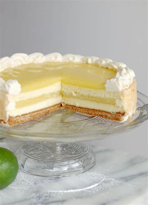 layered cheesecake     layer cake baking sense