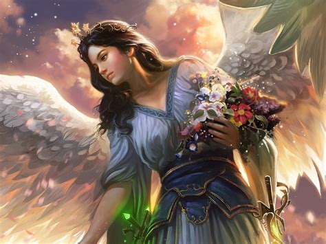 Beautiful Animated Fairies Wallpapers - wallpaper