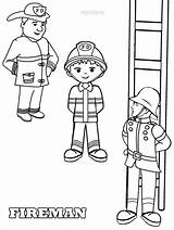 Coloring Fireman Pages Printable Fire Fighter Firefighter Thank Tractor Hat Sam Cool2bkids Printables Equipment Getcoloringpages Truck Books sketch template