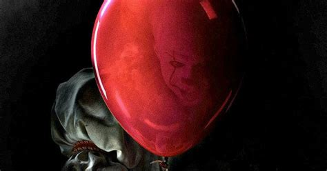 youll float   pennywise    teaser poster