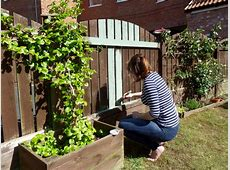 DIY Sorting out the garden for summer Rebel Angel
