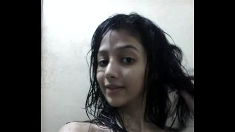 Indian Beautiful Indian Girl With Lovely Boobs Bathroom