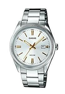 casio mtp 1302d 7a2vdf buy casio enticer analog silver 39 s mtp