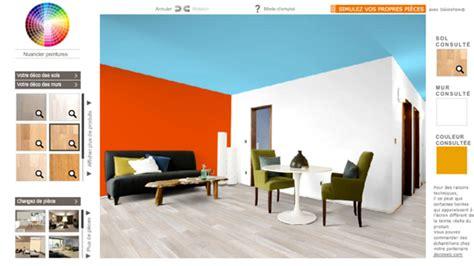simulateur de peinture chambre decoration interieur cuisine peinture