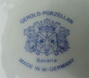 Bavaria Porzellan Wert : gerold porzellan bavaria wert g nstige k che mit e ger ten ~ Udekor.club Haus und Dekorationen