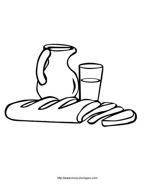 jeux de cuisine en ligne pour fille coloriage nourriture petit dejeuner à colorier allofamille