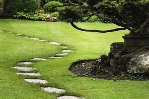 Allée De Jardin Pas Cher : comment mettre en place des pas japonais ~ Premium-room.com Idées de Décoration