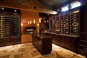 man cave / gun room / wine cellar | Manly Man Cave Ideas ...