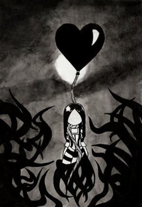 emo black heart emo myniceprofilecom